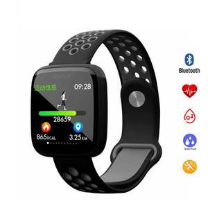 Smart Watch Men Women IP68 Waterproof Swimming Smart Band Heart Rate Blood Pressure Blood Oxygen Smart Bracelet For Android& IOS