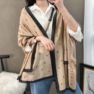 Frau Seidenschals Kopfschal Seidenbeutel 100% hochwertige Art und Weise silk Beutel Schale klassische Markendamen Schal gedruckte Luxus Designer Großhandel