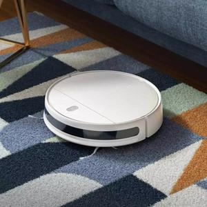 مي كنس التطهير روبوت مكنسة كهربائية G1 للمنزل اللاسلكي غسل 2200PA إعصار شفط الذكية المخططة WIFI