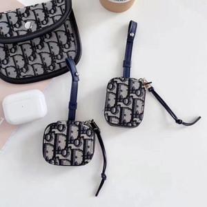 Designer Brand D auricolare di caso per caso Airpods adatto per il pacchetto di Apple airpods airpods pro auricolare