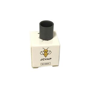 JCVAP Siliciumcarbidblatt Fokus V Carta SIC Insert V2 Version 2.0 für Carta Atomizer Ersatz Wax Vaporizer Smart-