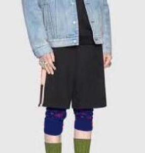 Mode Hommes Solides Short Italie Design Coton D'Été Mâle Classique Plage Trunks Nouvelle Natation Casual Pantalon Court Noir M-3XL