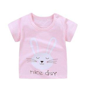 2020 new hot Children T Shirts Print Kids Clothing Boy Tops T-Shirt Summer Tee Toddler Girl Shirts Kids Top