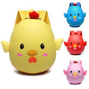 Küçük yumurta kabuğu seyahat çantası bebek çocuk sırt çantası anaokulu çantası çocuk sırt çantası 2-6 yaşında kız erkek gelgit çantası