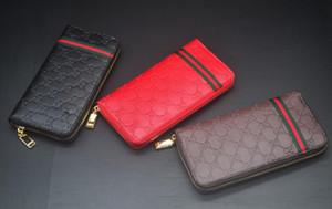 클래식 인간형 패턴 지갑 여성 가죽 사각형 지갑