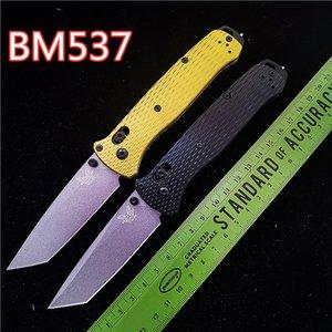 De BENCHMADE BM 537 CUCHILLO Bugout AXIS Osborne cuchillo plegable de la lámina M4 acampar al aire libre EDC BM940 BM943 781 485 535 3310 C07 cuchillo de la mariposa