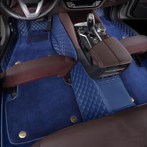 Toyota, C-İK verso Rav4 Corolla Vios Mark X Taç Avalon Camry Land Cruiser 200 Prado150 120 oto halı Araç paspaslar