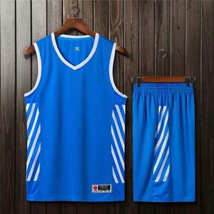Rosa 2020 NCAA Men Basketball chándales kits de uniformes deportivos universitarios adultos de formación conjunto Jersey encargo Jersey transpirable