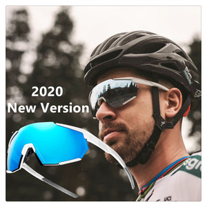 Yeni 2020 Racetrap100 Spor Bisiklet Bisiklet Güneş MTB Bisiklet Gözlük Gözlük Güneş gözlüğü Peter Limited 100 RP Gafas Ciclismo