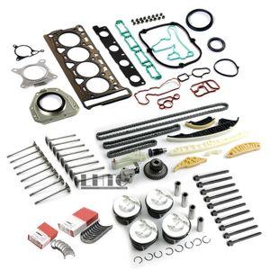 Двигатель Rebuild Kit Капитального ремонт Негабаритных 83.01 (+0,5) Для VW Audi 2.0 TFSI EA888