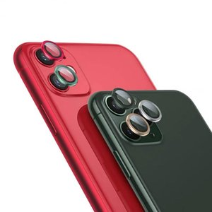 Phone Camera Lens Back Protective Ring Cover Protector for iPhone 11 Pro Max