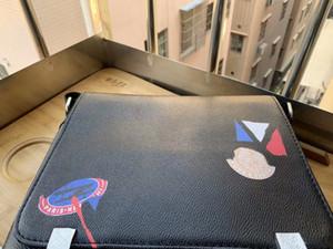 progettista mikoms marca Classic borse 2019 nuova moda del messaggero degli uomini attraversare bookbag della scuola del sacchetto corpo dovrebbe