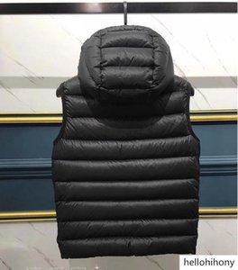 Ski S Coats Man Down Parka Anorak Vest Gillets Winter Warm Jacket