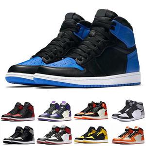 Hot 1 Basketball Shoes Men Women Grey lis s 1s Casual Shoe Original Man Woman Basket femme Sports Sneakers SK03