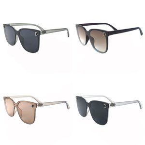 The New Ms. Retro Trend In Europe And America Four-Leaf Clover Polarized Sunglasses Large Frame Sunglasses Glasses 2037 Factory Outlets#254