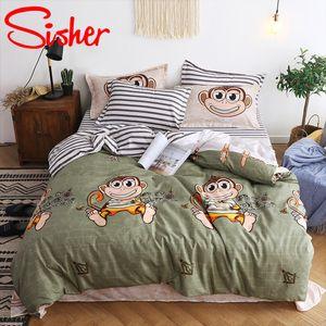 Yastık Yetişkin Çocuk Nevresim Yorgan Kapak Boyut Tek Double Queen Kral ile Sisher Nordic Yatak Ve Nevresim Takımları