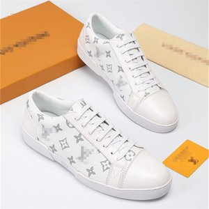 TOP mens Design sneakers unisex trainers shoes running shoes for men womens runners flats Genuine Leather brands racer luxurious shoes