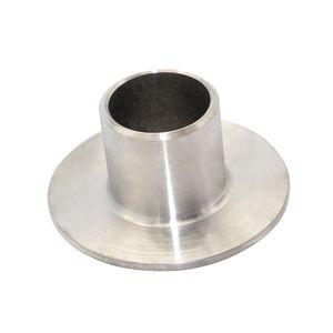 Astm B363 Titanium Grade 2 Stub End ansi b169 ends grade 2 wpt2 titanio stub Gr2 Titanium welding Stub End flange