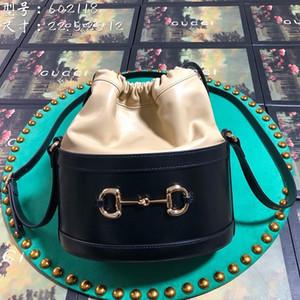 Designer Dernières valise porte-cartes en cuir concepteur de portefeuille de sac à main seau mode sac à dos Sac de sport Numéro d'article 602118