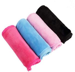 Strumenti riutilizzabile in microfibra di pulizia facciale asciugamani di stoffa Makeup Remover Cleansing Beauty Wash