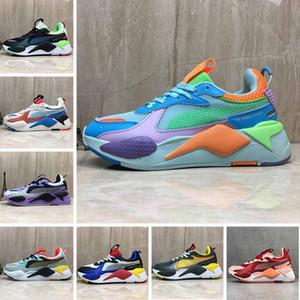 puma rs x 2019 Creepers Moda Marka RS-X Oyuncaklar Rahat Ayakkabılar Yenileme Ayakkabı Yeni Erkek Kadın Açık Trainer Spor Sneakers Boyutu 36-45