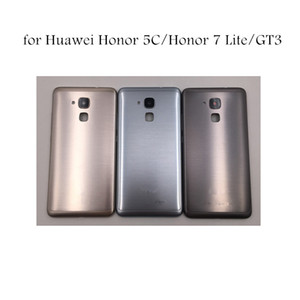 Huawei Honor 5C / Honor 7 Lite / GT3 배터리 뒷면 커버 Rear Cover Huawei Honor 5C Spare Parts 용 금속 하우징 도어