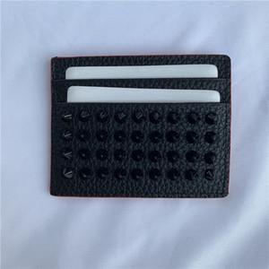 Visitenkartenhalter Herren-und Universal-Kreditkartentasche Frauen Echtledertaschen Persönlichkeit Freizeit Null Brieftasche Herren-Kartenhalter