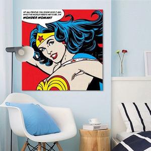 Roy Lichtenstein Cartoon di alta qualità HandPainted HD stampa pop ritratto di arte della parete pittura a olio su tela decorazioni per la casa multi dimensioni Ry24