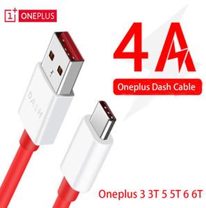 Per OnePlus 6T Dash Caricabatterie cavo USB Type-C cavo rapida Red Charge cavo dati di alimentazione per uno più 6 5t 5 3T3