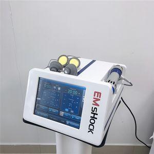 estimulación muscular Eletric máquina de ondas de choque EMS para el dispositivo de terapia de la fisioterapia / alivio del dolor / onda de choque electromagnética con buen precio