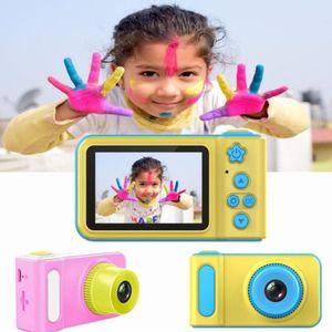Kids Mini Digital SLR Camera Cute Cartoon fall proof gift 2.0