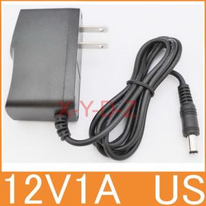 100PCS 3V 4.5V 5V 6V 7.5V 9V 8V 10V 12V 1A 12V 500mA AC 100V-240V 변환기 전원 공급 장치 미국 / EU 플러그 DC 5.5mm x 2.1mm
