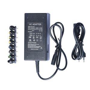 Adaptador do caderno Fonte de alimentação do laptop para Lenovo, Asus, Toshiba, apropriado para a maioria dos modelos do caderno dispositivo de carregamento do adaptador de energia