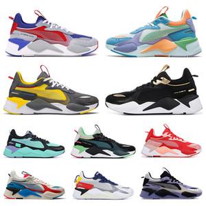 2020 hotsale pumaRs x rs-x إعادة اختراع لعب المحولات الرجال النساء الاحذية FUCHSIA PURPLE رجل حذاء رياضي 36-45