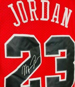 Michael signaturer Autograph Signé Jersey signatured taille des chemises S - 4XL