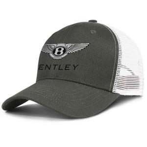 simbolo Bentley nera logo army_green per la progettazione uomini e le donne protezione del camionista da baseball misura i cappelli d'epoca