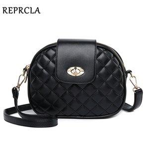 Borse REPRCLA modo caldo Crossbody per le donne 2019 ad alta capacità di 3 strati spalla borsa di cuoio donne dell'unità di elaborazione del messaggero Borse Y200102