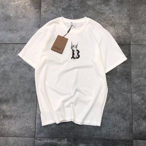 رجل 2020 AnglePrint مصمم الملابس الفاخرة التي شيرت المحملة القميص الرجال الشارع الشهير البلوز في الهواء الطلق كلاسيكي عادية تي شيرت 5.14