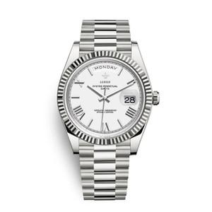 Водонепроницаемая день Дата Бизнес Мужчины наручные часы 40MM Роман цифровой циферблат оригинальные часы LGXIGE