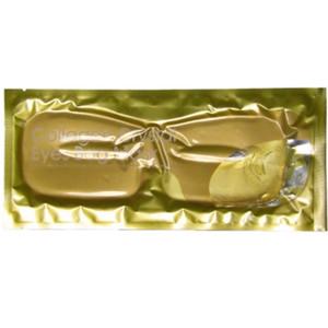 الذهب الكولاجين العين قناع Antiwrinkle منتفخ عيون ترطيب إزالة الهالات السوداء أكياس العين بقع على الفور دائم الشباب العناية بالبشرة العين.
