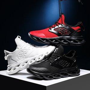 Summer men's Korean version 2020 spring and summer new outdoor versatile sports running shoes