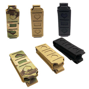 Airsoft Gear Molle Bag Vest Camouflage FAST Cartridges Clip Ammunition Carrier Ammo Holder Tactical Mag Magazine Pouch NO11-563