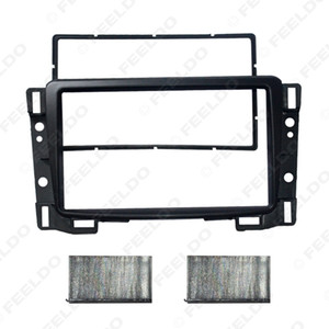 Car Refitting DVD 2Din Fascia Frame For Chevrolet Sail Radio DVD Stereo Panel Dash Mount Install Trim Kit Refit Frame #2003