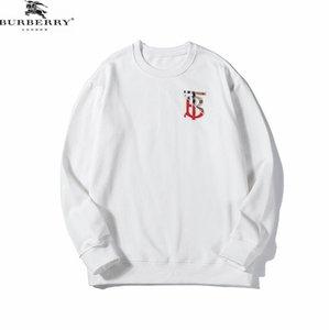 19ss Luxus Herren Hoodies Frauen Designer Hoodies Langarm Marke Brief Kapuzenpullover Herren Sweatershirts Größe M-2XL