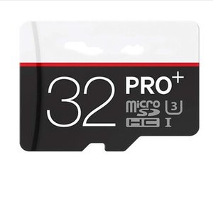 DHL free shipping 8GB 16GB 32GB 64GB 128GB 256GB PRO+ micro sd card Class10 Tablet PC TF card C10 camera memory card SDXC card 90MB S