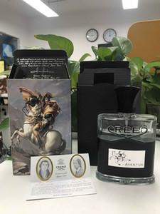En stock Creed Millesime Imperial Aventus perfume para los hombres 120ml con el tiempo buena duradera oler la fragancia de alta Capactity envío