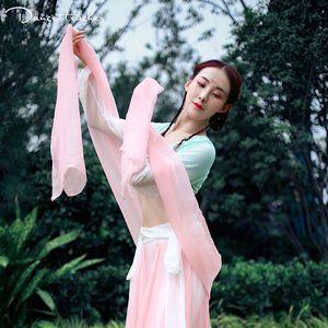 Mujeres danza del vientre traje de la danza de vientre de formación clásica del vestido del juego de hadas fusión traje falda larga 2 PC fijó 176