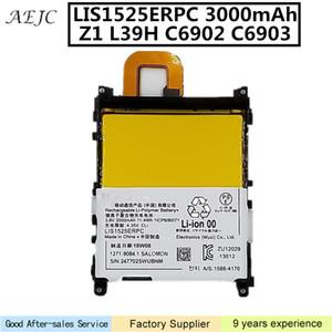 Für Sony Xperia Z1 L39H L39T L39U C6902 C6903 C6916 C6943 D5503 Battery Wiederaufladbare 3000mAh LIS1525ERPC Lithium-Ionen-Akku