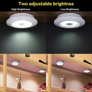크리 에이 티브 작은 공간 조명 COB 터치 램프 캐비닛 팻 램프 꼬리 상자 램프 원격 제어