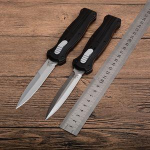 Верхний! Benchmade Infidel двойного действия Автоматические ножи 3310 D2 стали EDC Карманный BM42 Тактическое снаряжение выживания нож с нейлоновым оболочки BM550 940